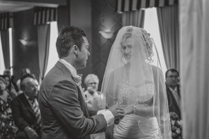 Wedding ceremony at The Earl of Doncaster Hotel