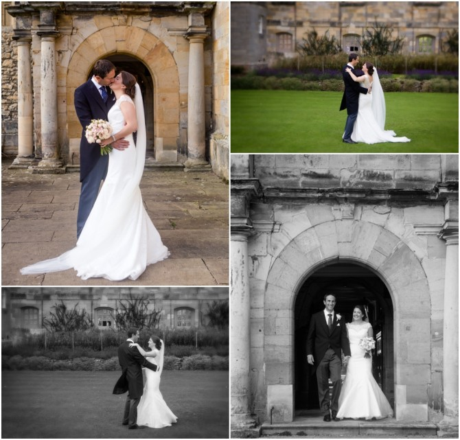Newbrugh Priory Wedding