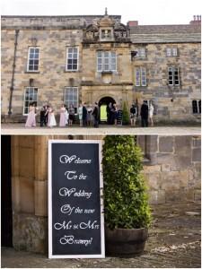 Newbrugh Priory Wedding