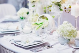 5 Little Extras To Transform Your Wedding Reception