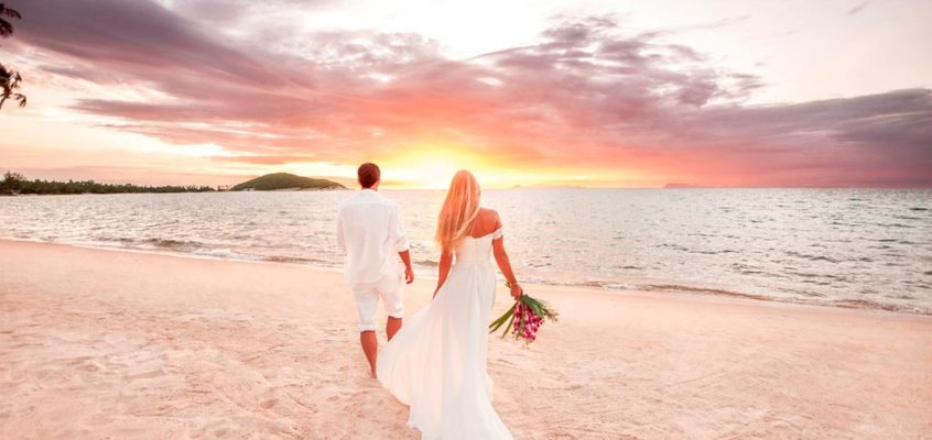 5 Reasons To Book A Destination Wedding