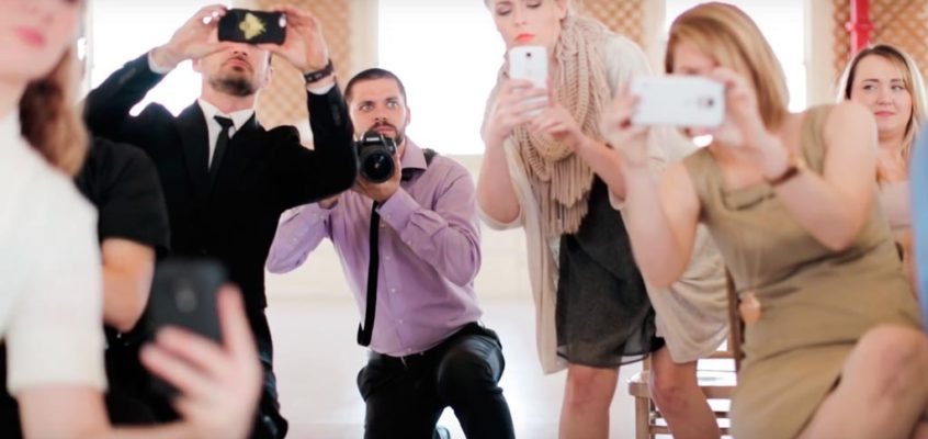 This viral wedding parody video carries an important message!