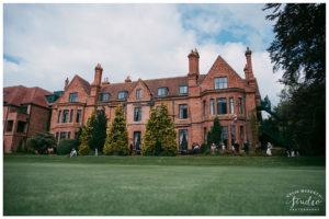Laura and Ben's wedding at Aldwark Manor in Yorkshire