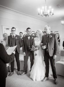 Fixby Hall wedding Hudersfield