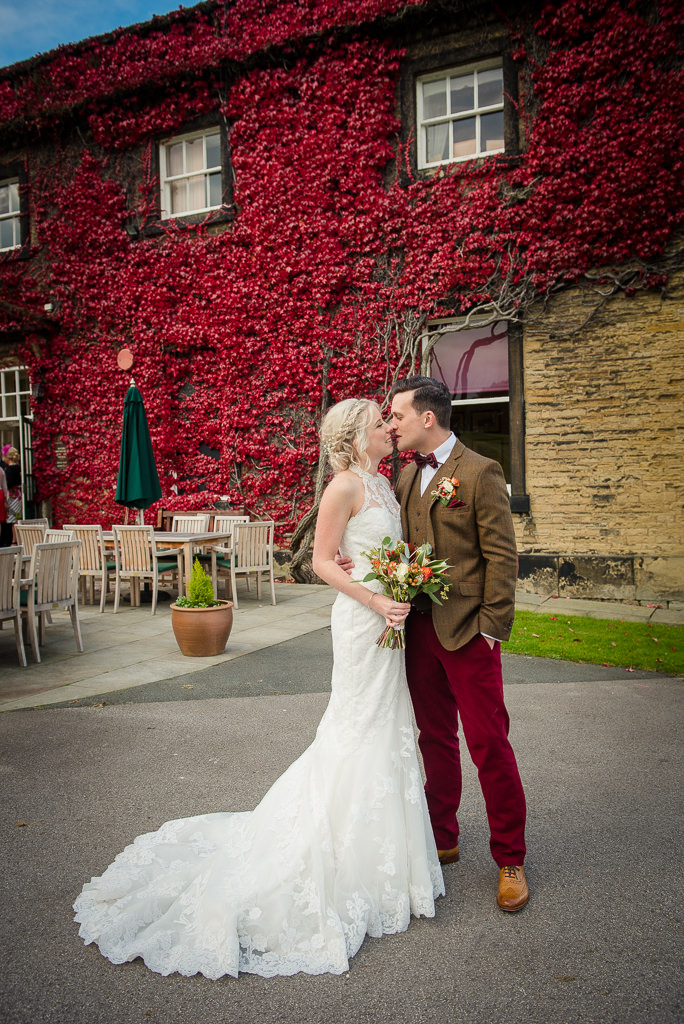 Huddersfield wedding at Fixby Hall