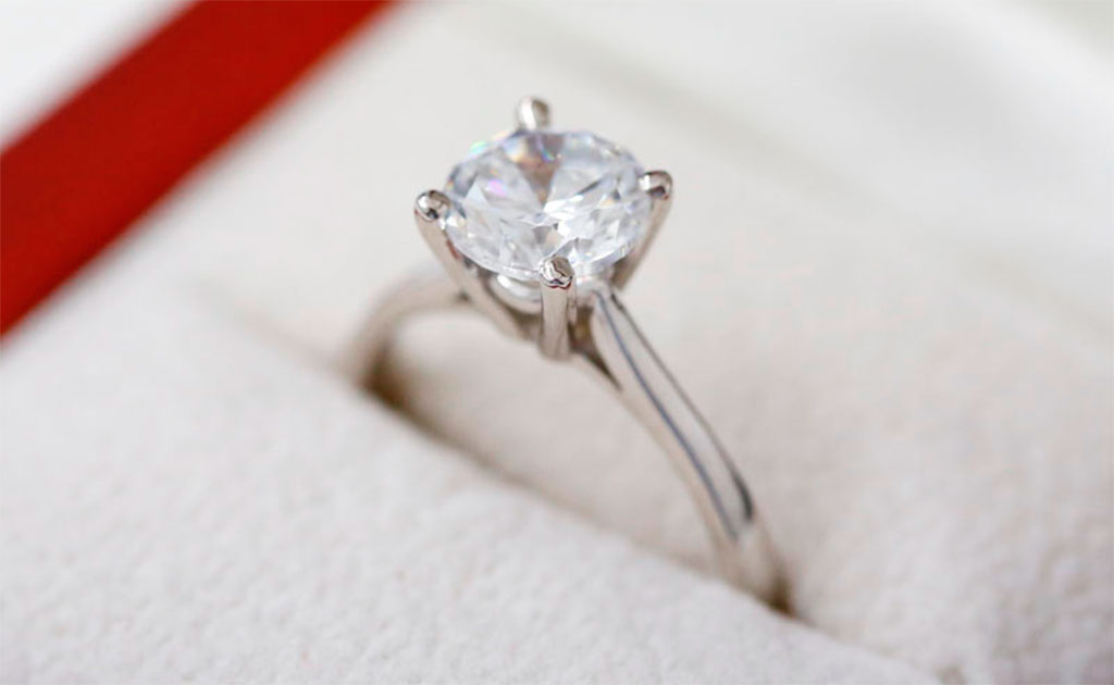 Hatton Garden engagement ring
