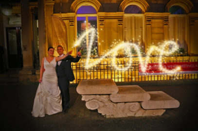 Kirsty and Anthony's wedding at Leeds Town Hall