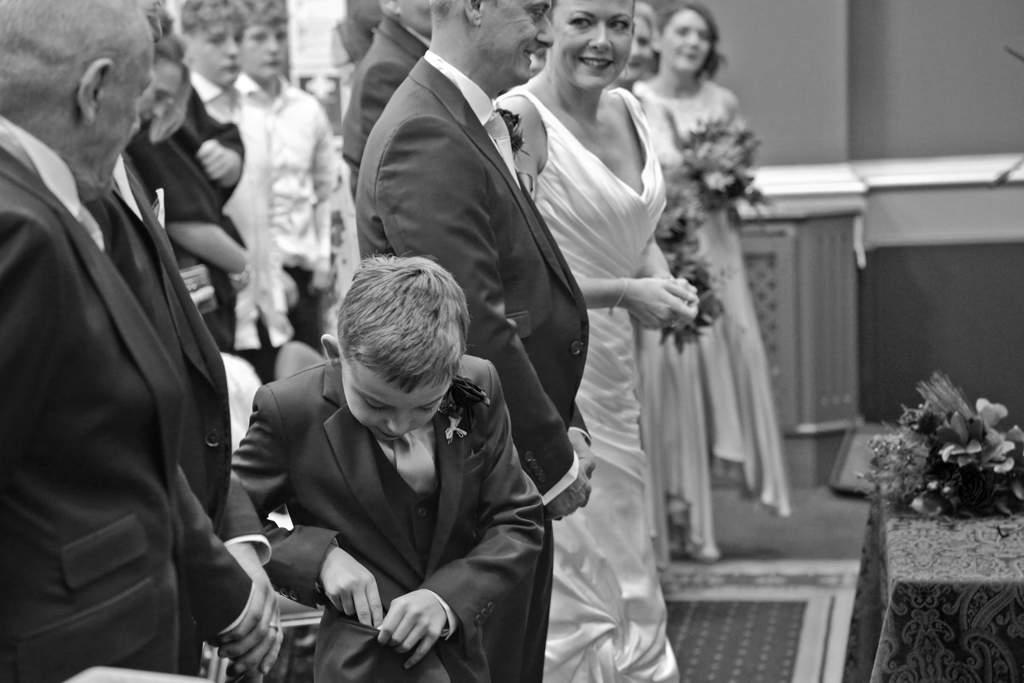 Kristy and Anthony's wedding at Leeds Town Hall