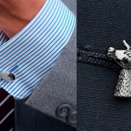 Groom's guide to accessorising