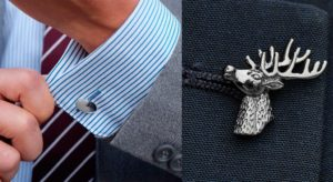 'Groom's guide to accessorising