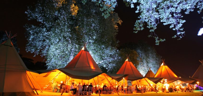 The Stunning Tents Company Open Day – 14-15th October 2017