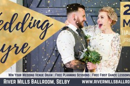 Wedding fayre in Selby
