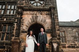 Game of Thrones themed wedding at East Riddlesden Hall